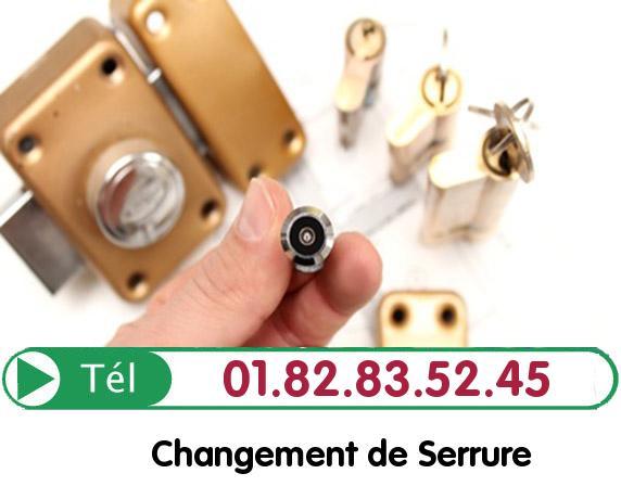 Au 01 82 83 52 45. Changement Barillet Chessy 77700