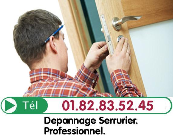 Installation Serrure Margency 95580