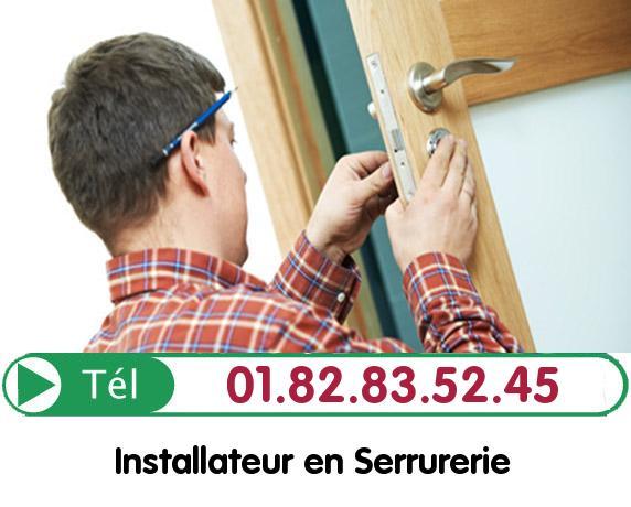 Installation Serrure Vaureal 95490